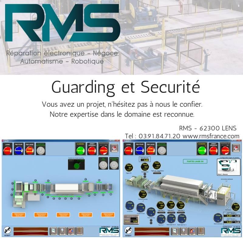Guarding et sécurité