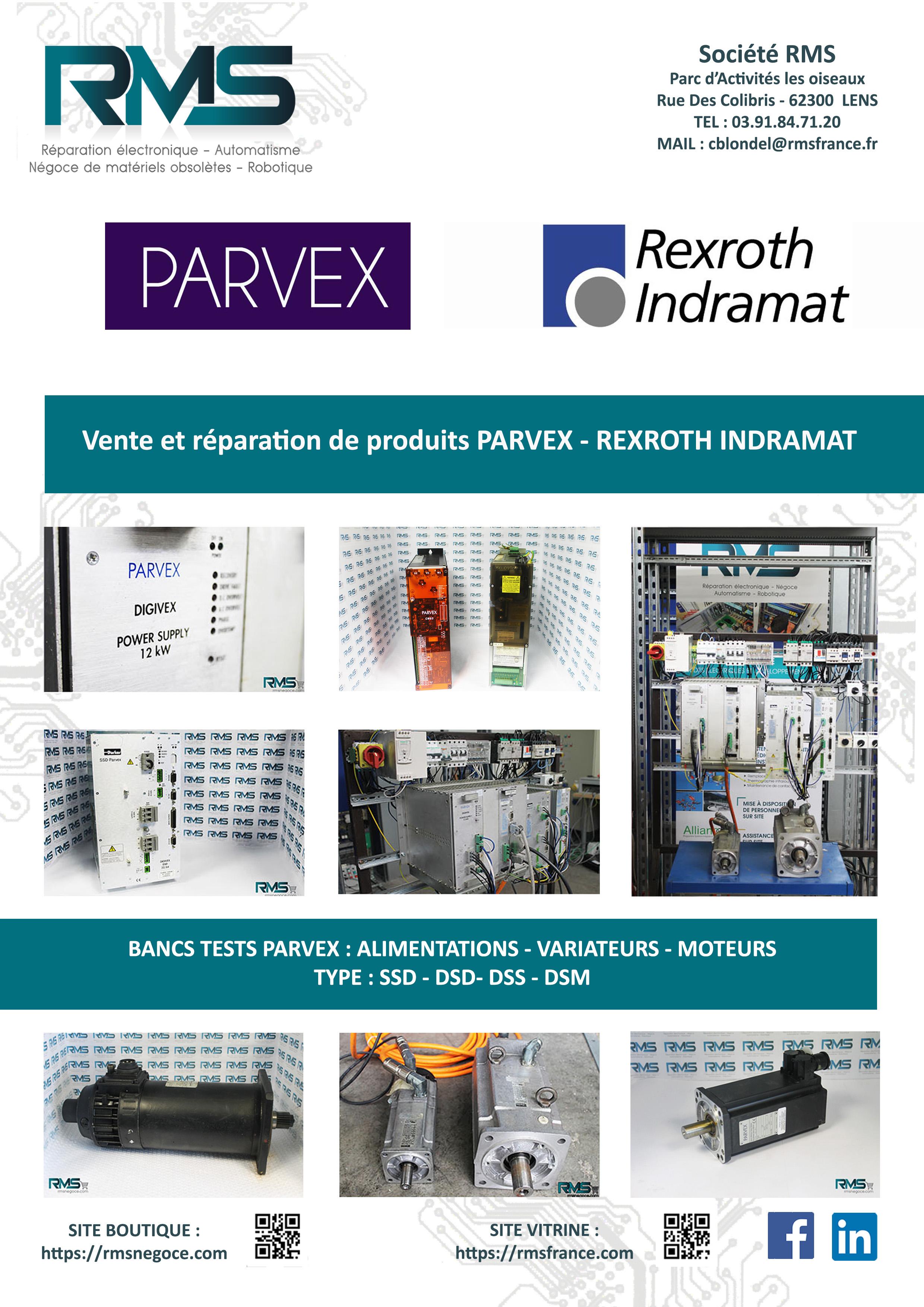 PARVEX REXROTH