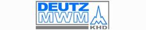 DEUTZ MWM - logo deutz - rmsnegoce