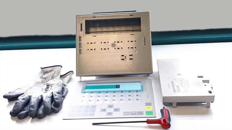 IHM Siemens avec pièces remplacement