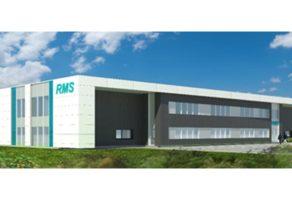 Avancée des travaux du nouveau bâtiment RMS